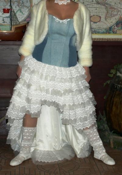 Предложение: оригинальное свадебное платье в Краснодаре.